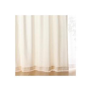 綿が持つ天然素材ならではの風合いを生かし、ざっくりした表情のカーテンに仕上げました。天然素材のカーテ...