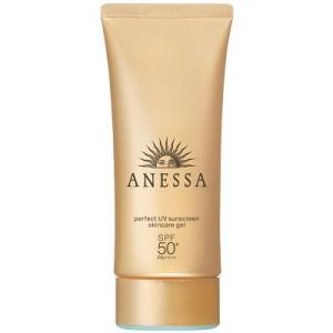 「ANESSA(アネッサ) パーフェクトUV スキンケアジェル」は スキンケア成分50%配合の顔・か...
