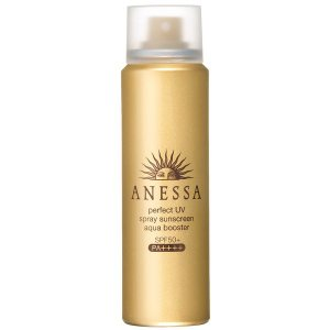 「ANESSA(アネッサ) パーフェクトUVスプレー アクアブースター」は簡単&手軽に強力UVケアで...