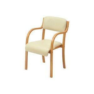 介護用や食堂用におすすめのお買い得な木製チェア。背座は汚れてもお手入れしやすいPVCレザー。福祉施設...