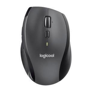 ロジクール(Logicool) ワイヤレス(無線)マウス Marathon Mouse M705m ...