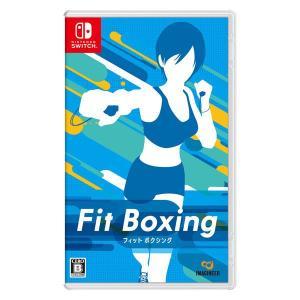 イマジニア Nintendo Switch (ニンテンドースイッチ) Fit Boxing (フィッ...