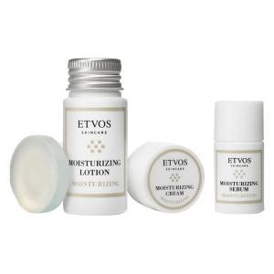 ETVOS(エトヴォス) モイスチャーライントラベルセットI スキンケアコフレ・トライアルセット