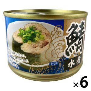 アウトレット/訳あり/わけあり さば水煮缶 150g 1セット(6缶) ネクストレード 素材缶詰