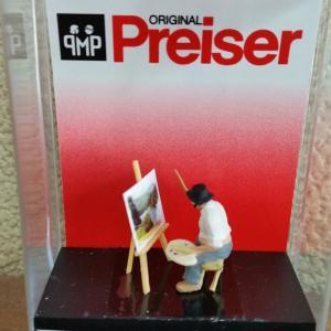 Preiser(プライザー):画家|y-bonsai