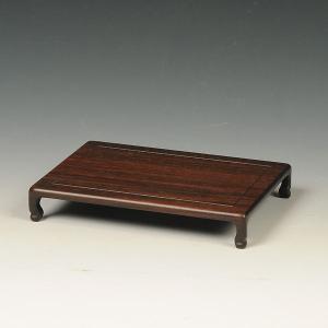 飾:小卓・花台(中・廣秀作)|y-bonsai