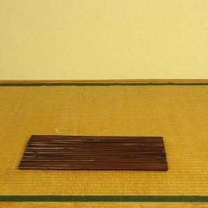 地板:アジイーマット長方*36cm  長方飾|y-bonsai