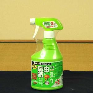 殺菌:モスピラン・トップジンMスプレー 420ml y-bonsai