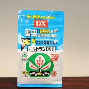消毒:オルトランDX(殺虫剤) 徳用1kg y-bonsai