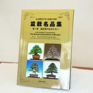 本:盆栽名品集【第1巻】 y-bonsai
