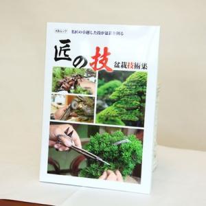 本:匠の技〜盆栽技術集 y-bonsai