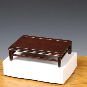飾:小卓三本格子(中・廣秀作)|y-bonsai
