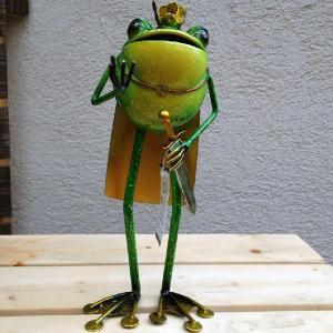 雑貨 オーナメント:カエルの王子様(プリンス)|y-bonsai