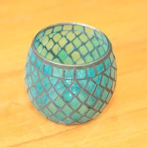 SALE 雑貨 ポットカバー:クレールポットシリーズ(鉢穴無し・ガラス製) 11.5cm|y-bonsai
