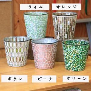 雑貨 ガラス製鉢カバー:ボーテガラスポットc* 16cm(内径14.5)X16cm(5号鉢用)*|y-bonsai