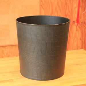 雑貨 ポットカバー:マルチボックス(フェイクレザー) 36cmX36.5cm*|y-bonsai