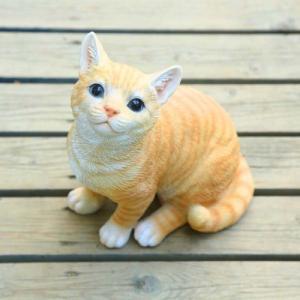 雑貨 置物・フィギュア:ねこ あそぼーニャー*ネコ 猫|y-bonsai