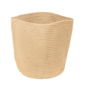 雑貨 鉢カバー:ジュートプランツカバー*M DCB04|y-bonsai