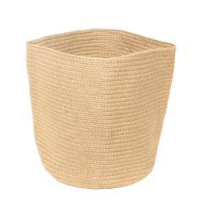 雑貨 鉢カバー:ジュートプランツカバー*L DC05|y-bonsai