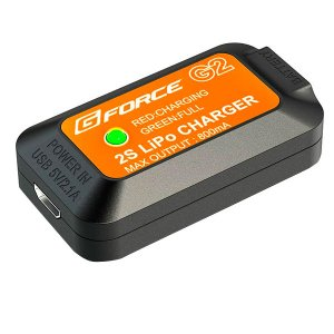 G-FORCE ジーフォース G2 2S LiPo Charger G0159    45×25×1...