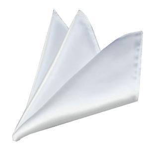 日本製 アウトレット わけあり  ポケットチーフ 無地  ホワイト ポケットチーフ 訳あり outlet結婚式 y-cravat-ueda