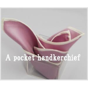 ポケットチーフ 国産 シルク流行の縁取りタイプ プレゼント 父の日 y-cravat-ueda
