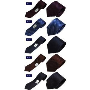 ネクタイ シルク100% フランコバレンチノ ブランドネクタイ 30種類から選べる ビジネススーツに ギフトにも|y-cravat-ueda|04
