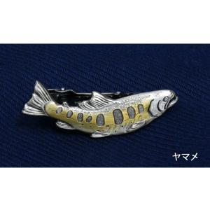 ネクタイピン おしゃれ タイバー マリン&アニマルモチーフ  プレゼント 日本製 釣りマニアも納得 胸元を飾るリアル描写|y-cravat-ueda|12