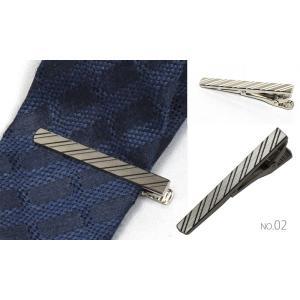 タイバー(ネクタイピン) ダイヤモンドカットで上品な輝き 国産 上質タイバー17種類|y-cravat-ueda|03