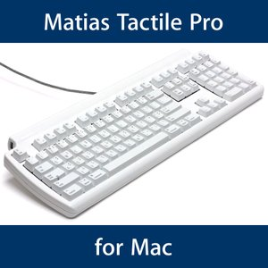 Matias Tactile Pro keyboard for Mac 英語配列 USB FK302|y-diatec