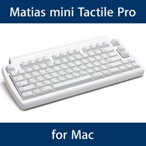 Matias Mini Tactile Pro keyboard for Mac 英語配列 USB FK303|y-diatec