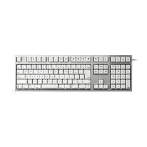 REALFORCE for MAC ホワイト 114キー日本語配列 フルサイズ R2-JPVM-WH y-diatec