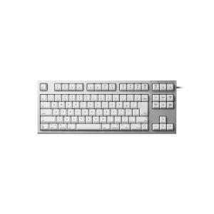 REALFORCE TKL for Mac 91キー日本語配列 テンキーレス ホワイト R2TL-JPVM-WH y-diatec