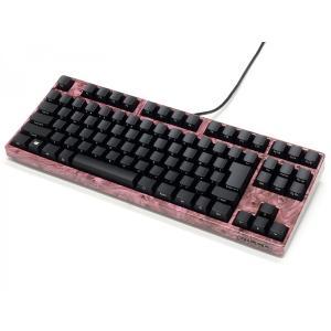 FILCO Majestouch2 キーボード工房 アリコルージュ・ボア  CherryMX赤軸 日本語配列 テンキーレス(91キー) 側面印字かななし USB/PS2|y-diatec