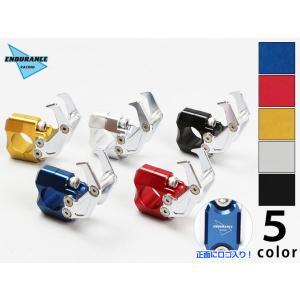 汎用 Hコンビニフック タイプ2 全5色 ヘルメットフック パイプハンドル用の商品画像|ナビ