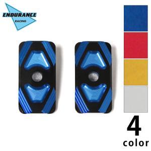 ジクサー250 ED22B ジクサーSF250 ED22B GIXXER250 スイングアームエンドプレートセット (全4色) y-endurance