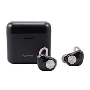 AVIOT 日本のオーディオメーカー Bluetooth イヤホン 完全ワイヤレス TE-D01d ...