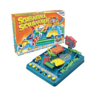 Tomy Screwball Scramble Game y-evolution