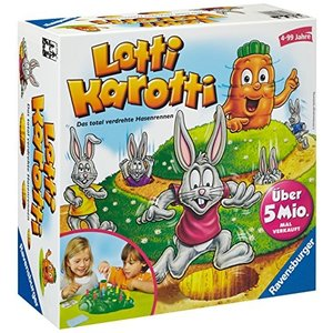 にんじん山のうさぎレース(Lotti Karotti) y-evolution