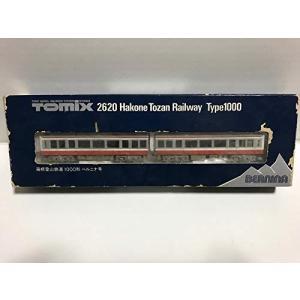 TOMIX Nゲージ 箱根登山鉄道1000形 ベルニナ号 旧塗装 2620 鉄道模型 電車