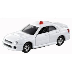 トミカ No.52 スバル インプレッサ 覆面パトロールカー (箱) y-evolution