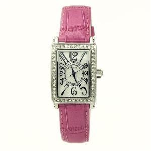 [アレサンドラオーラ]Alessandra Olla 腕時計 スワロフスキー AO-1500-1 RPK レディース|y-evolution