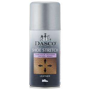 DASCO(ダスコ) ダスコ レザーストレッチは、きつい革靴を柔らかくして伸ばしてくれる皮革柔軟剤で...