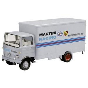 シュコー メルセデス・ベンツ LP 608 MARTINI RACING グレー (1/43 3528) 完成品|y-evolution