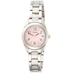 [セイコーウォッチ] 腕時計 セイコー セレクション ベーシック丸電波 SWFH076|y-evolution