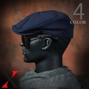帽子 メンズ ハンチング ハンチング帽 無地 カットソー コットン 綿 ブラック グレー メンズ帽子 メンズファッション|y-fit