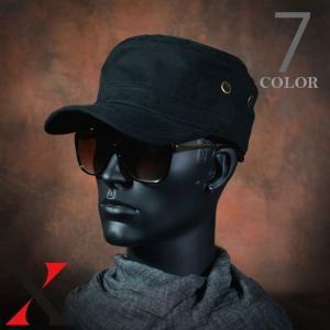帽子 メンズ キャップ レイルキャップ ワークキャップ コットン 無地 ストライプ ブラック 綿 メンズ帽子 メンズファッション|y-fit
