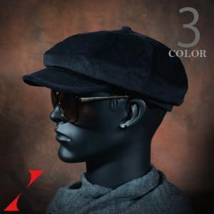 帽子 メンズ キャップ キャスケット コーデュロイ ブラック ベージュ メンズ帽子 メンズファッション|y-fit