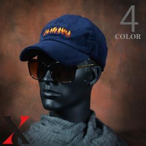 帽子 メンズ キャップ ベースボールキャップ 刺繍 CALIFORNIA コットン 綿 ブラック メンズ帽子 メンズファッション|y-fit