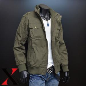 ミリタリー ジャケット メンズ 長袖 ブルゾン カーキ ショート 軍 カジュアルミリタリー ジャケット メンズ 長袖 ブルゾン|y-fit